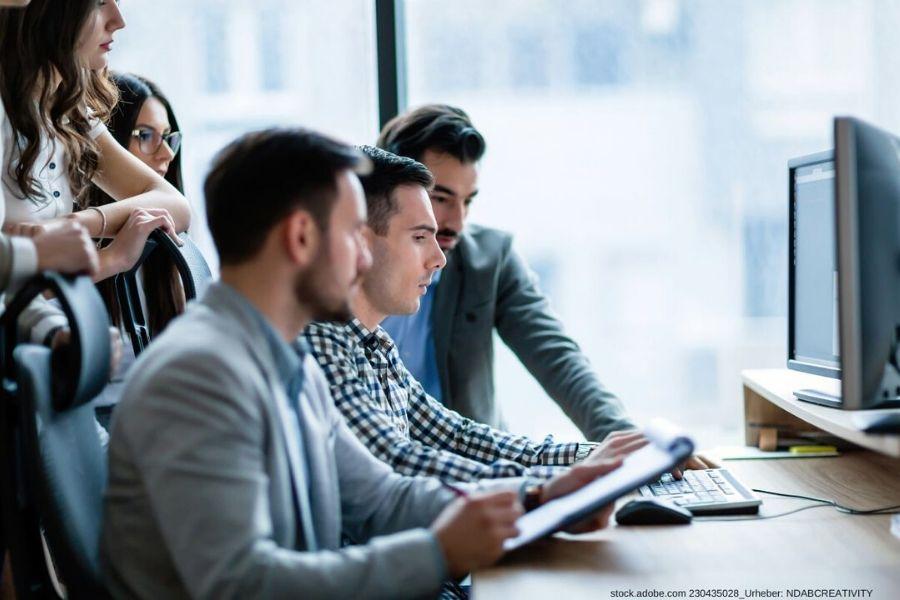 Big Data - finden Sie Ihre Professionals