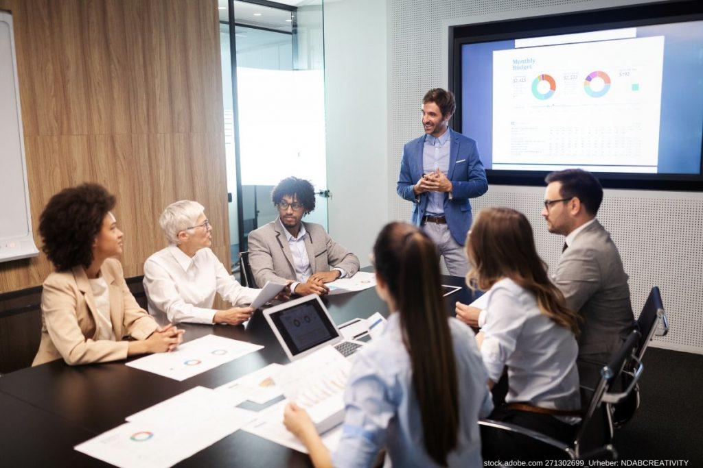E-Commerce - Personal für die Digitalisierung